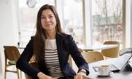 Nana Bule, direktør for marketing og operations i Microsoft Danmark