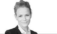 Katrine Ellersgaard Nielsen, seniorøkonom i Dansk Erhverv
