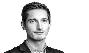 Asker Voldsgaard, cand.scient.pol og næstformand i Rethinking Economics Denmark.