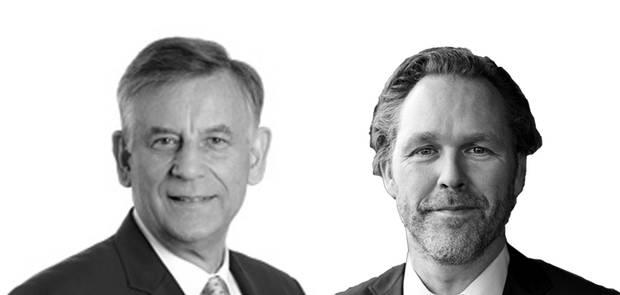 Hermann Simon, grundlægger af Communications & PR Advisor, Nicolai Broby Eckert, partner og Simon-Kucher & Partners