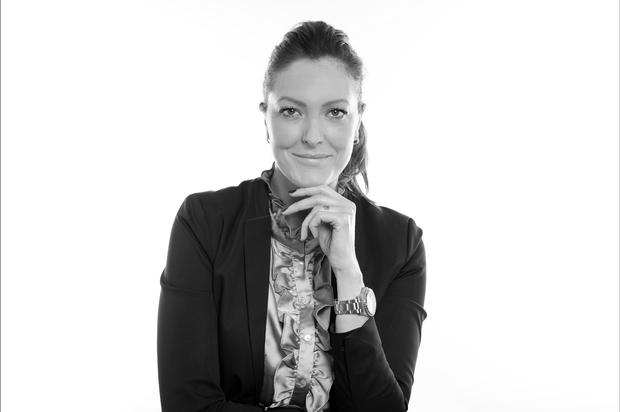 Nadja Fuglsang stifter og medejer af HumanRebels. Foto: Pia Ry