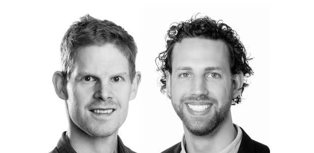 Jesper Kühl og Thomas Wilken, hhv. analysechef og økonom hos Kraka
