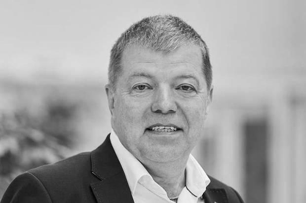 Søren Hylleberg Sørensen, driftsdirektør i Evida