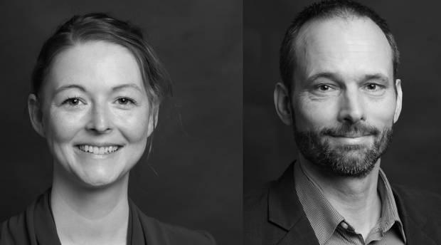 Katrine Ehnhuus, fuldmægtig i Rigsrevisionen, og Kenneth Karlsson, Director & Partner i Energy Modelling Lab