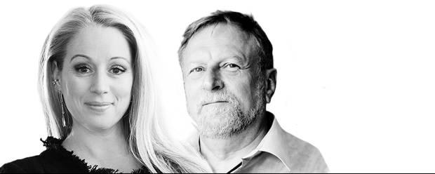 Annette Piilgaard, bestyrelsesformand, og Peter Horn, direktør, Kvinder I Bestyrelser (KIB)