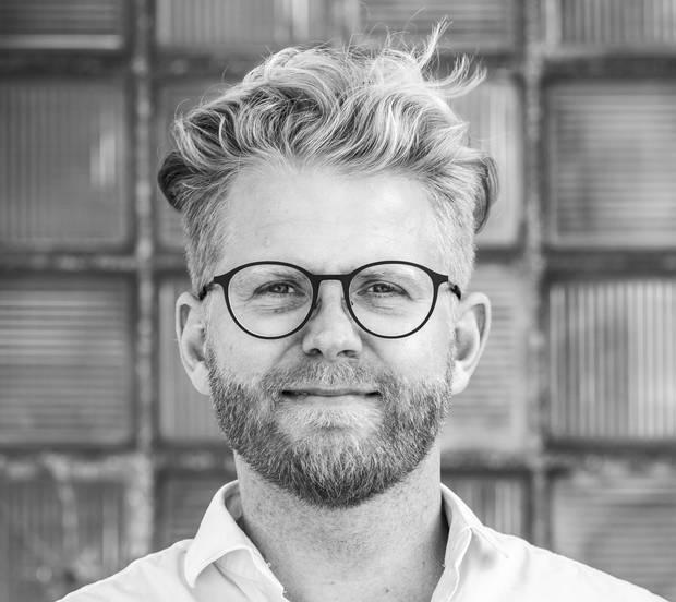 Steffen Max Høgh,Sustainability Director, Holmris B8