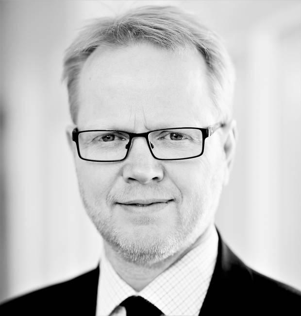 Anders Stouge, viceadm. direktør, Dansk Energi
