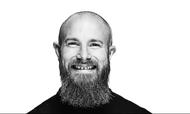 Toke Kruse, serieiværksætter og debattør.