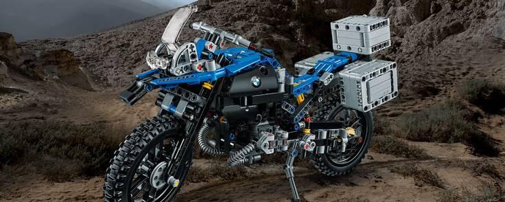 De store og dyrere sæt fra Lego Technic er nogle af de ting, der er solgt mange af under coronakrisen. Det har givet Lego mere medvind end konkurrenterne, siger analysefirmaet NPD Group.  Foto: Lego