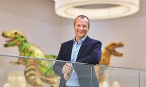 Thomas Kirk Kristiansen har i Kerteminde skabt et golfanlæg i særklasse i dansk målestok. Nu skal golfanlægget igen have ny direktør.