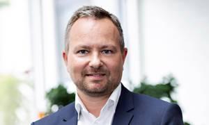 Søren V. Pedersen, adm. direktør i Beierholm. Arkivfoto