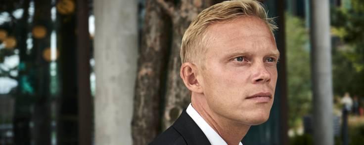 Anders Fæste, landechef for BCG i Danmark.