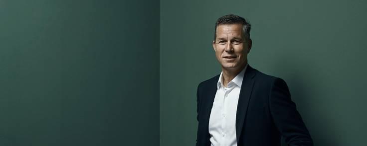 Hans Henrik Beck, er i dag managing partner i det internationale konsulenthus Bain. Foto: Bain Nordic