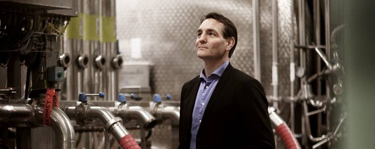 Lars Jensen, adm. direktør i Royal Unibrew, overtog roret i bryggerikoncernen d. 1. september 2020 . Foto: Royal Unibrew