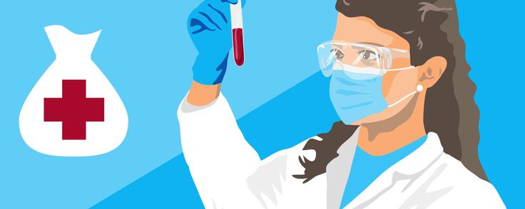 10 danske læger har modtaget mere end 1 mio. kr. af industrien hen over de seneste to år for foredrag, forskning og rådgivning. Illustration: Anders Vester Thykier
