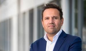 Amrit Peter Kelsi, adm. direktør i Clipper Group. Foto: Clipper Group