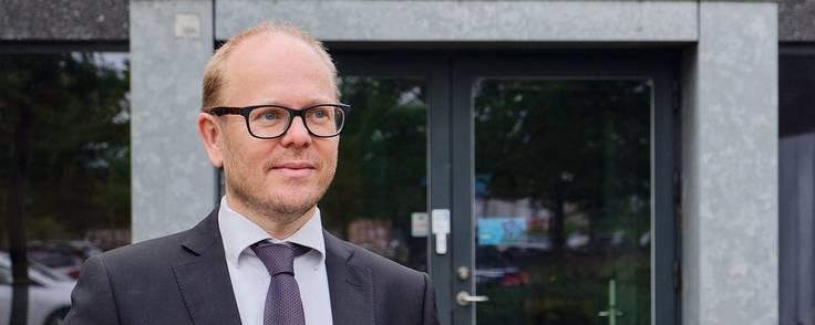 Anders Ertmann mener, at InterMail nu har skaffet sig af med deres lig i lasten, og de nu er klar til se fremad. Foto: PR.