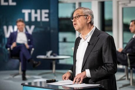 Søren Skou og Mærsk fremlægger i dag de fremtidige forventninger på koncernens kapitalmarkedsdag. Foto: Mærsk.