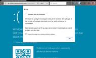 Foto: Screenshot fra SCIS Security af Voice Phishing-kampagnen.