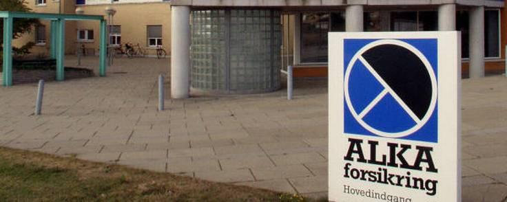 Alka Forsikring er ifølge dagbladet Børsen ved at blive solgt. Arkivfoto.