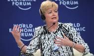 Deborah Dunsire trådte til som ny topchef i Lundbeck i september. Nu forlader hendes forskningsdirektør medicinalkoncernen. Foto: AP