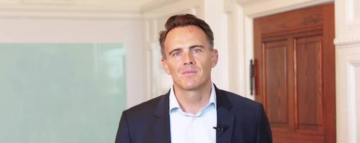 Peter Stensgaard Mørch er ny departementschef i Finansministeriet. Foto: København Kommunes hjemmeside