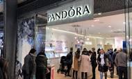 Pandora afsætter smykker i 100 lande gennem 7.500 salgssteder - her af 2.700 konceptbutikker. Foto: Jesper Olesen.