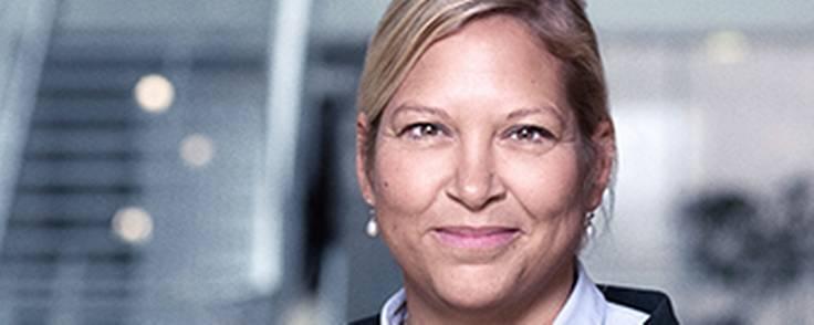 Henriette Hallberg Thygesen sidder i dag i koncerndirektionen for A.P. Møller-Mærsk, efter at hun i 2019 blev forfremmet. PR-foto Cowi.