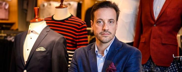Pandoras nye kommercielle direktør, Martino Pessina, kom til selskabet i april fra H&M. Foto: Pandora