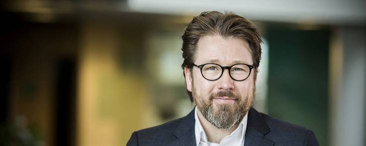 Søren Filbert. Foto: Krifa