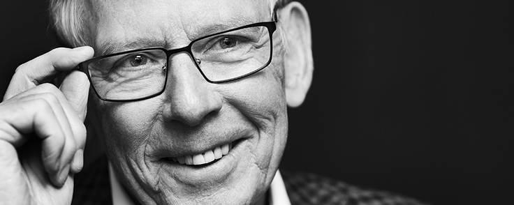 Benny Frandsen, stifteren bag Frandsen Group. Foto: Frandsen Group PR-foto