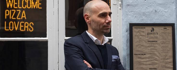 Som adm. direktør for Gorm's skal Christian Madsen fremover stå i spidsen for en restaurantkæde, der vil forsøge at vende tilbage til stifternes udgangspunkt. Pr-foto
