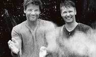 Ole Kristoffersen og Steen Skallebæk slog i 2008 deres bagerkæder sammen til Lagkagehuset, der i dag slår store brød op på mere end 100 adresser i ind- og udland.